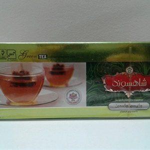 چای سبز شاهسوند