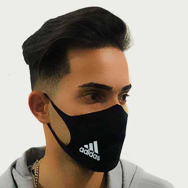 ماسک پارچه ایی مشکی