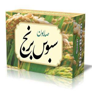 صابون سبوس برنج