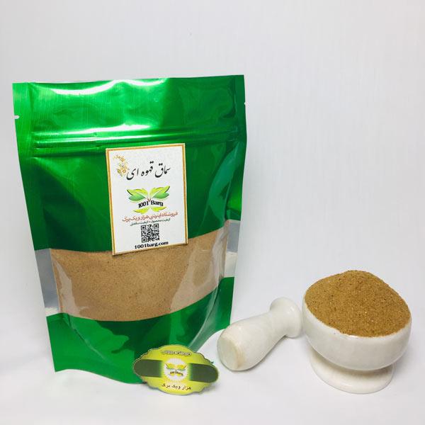 سماق قهوه ای (بسته ۱۰۰ گرمی)