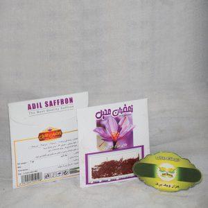 زعفران عدیل (یک گرمی)